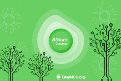 آموزش ساخت کتابخانه قطعات Altium