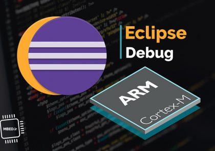آموزش نحوه دیباگ کردن ARM در Eclipse