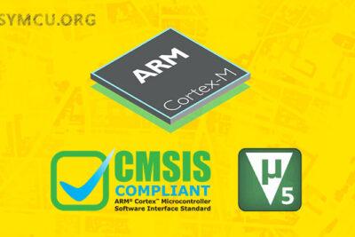 آموزش میکروکنترلر ARM LPC1768 با استفاده از CMSIS و Keil 5