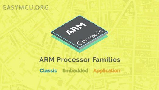 نسل های میکروهای ARM و کاربرد آنها